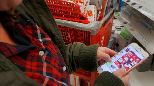 The future of shopping is on smartphones. This Black Friday proved it.
